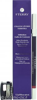 By Terry Crayon Lèvres Terrybly Matita Labbra 1.2g - Dolce Plum