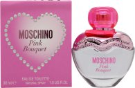 Moschino Pink Bouquet Eau de Toilette 30ml Spray