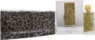 Salvador Dali Wild Gift Set 50ml EDT + Scarf