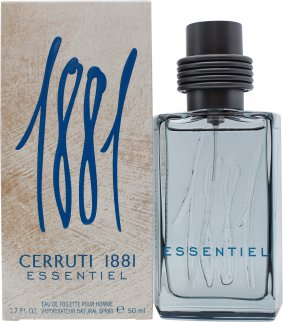 Cerruti 1881 Essentiel Eau de Toilette 50ml Spray