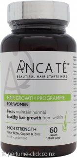 Anca Te Hair Growth Programme for Women 60 Capsules