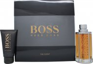 Hugo Boss Boss The Scent Gift Set 200ml EDT + 75ml Aftershave Balm