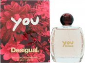 Desigual You Eau de Toilette 100ml Spray