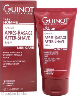 Guinot Baume Apres-Rasage Moisturizing  Smoothing Aftershave Balm 75ml