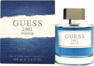 Guess 1981 Indigo Eau de Toilette 100ml Spray