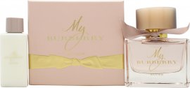 Burberry My Burberry Blush Gift Set 90ml EDP + 75ml Body Lotion