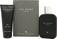 Ted Baker Ag Gift Set 100ml EDT + 100ml Body Wash