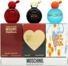 Moschino Cheap & Chic Set De Regalo 3 x 4.9ml EDT