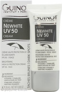 Guinot Newhite Brightening UV Shield SPF50 30ml