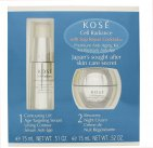 Kosé Cell Radiance Soja Repair Cocktail Kit Gift Set 15ml Face Serum + 15ml Night Cream