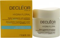 Decleor Hydra Floral Anti-Pollution Gel-Crema Idratante 0ml