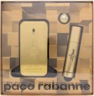 Paco Rabanne 1 Million Gift Set 50ml EDT + 10ml EDT + Key Ring