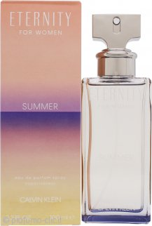 Calvin Klein Eternity Summer 2019 Eau de Parfum 100ml Spray