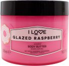 I Love... Glazed Raspberry Body Butter 300ml