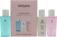 Gatineau Cleansing 14 Day Trial Collection Gift Set 3 Pieces