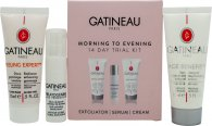 Gatineau Morning To Evening 14 Day Trial Collection Geschenkset 3-Teilig