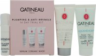 Gatineau Plumping & Anti Wrinkle 14 Day Trial Collection Gavesett 3 Deler