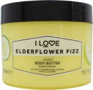 I Love... Edelflower Fizz Body Butter 300ml