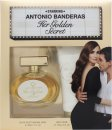 Antonio Banderas Her Golden Secret Gift Set 80ml EDT + 75ml Body Lotion