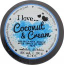 I Love... Coconut & Cream Body Butter 200ml
