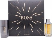 Hugo Boss Boss The Scent Gift Set 50ml EDT Spray + 75ml Deodorant Stick
