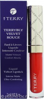 By Terry Terrybly Velvet Rouge Rossetto Liquido 2ml - 8 Ingu Red