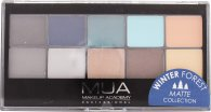 MUA Eyeshadow Palette 9.6g - Winter Forest