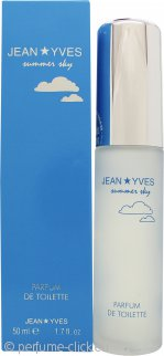 Milton Lloyd Summer Sky Parfum de Toilette 50ml Spray