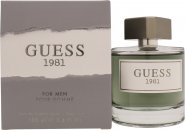 Guess 1981 for Men Eau de Toilette 3.4oz (100ml) Spray