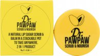 Dr PAWPAW Scrub & Nourish 2 in 1 Lip Sugar and Balm 16ml