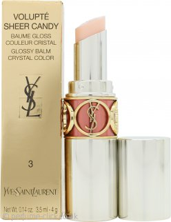Yves Saint Laurent Volupté Sheer Candy Glossy Balm 3.5ml - 3 Juicy Grapefruit