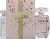 Elie Saab Le Parfum Rose Couture Gift Set 90ml EDT + 10ml EDT