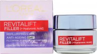 L'Oreal Revitalift Filler Renew Anti Ageing Cream 50ml