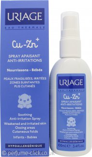 Uriage Cu-Zn+ Anti-Irritation 100ml Spray