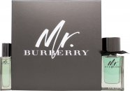Burberry Mr. Burberry Geschenkset 100ml EDT + 30ml EDT