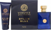Versace Pour Homme Dylan Blue Gift Set 50ml EDT + 50ml Shower Gel