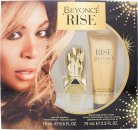 Beyoncé Rise Gift Set 15ml EDP + 75ml Body Lotion
