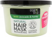Organic Shop Avocado & Honey Repairing Hair Mask 250ml