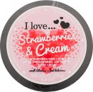 I Love... Strawberries & Cream Body Butter 200ml