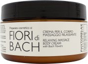 Phytorelax Laboratories Fiori De Bach Relaxing Body Cream 300ml