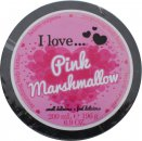 I Love... Pink Marshmallow Body Butter 200ml