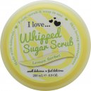 I Love... Lemon Sorbet Whipped Sugar Scrub 200ml