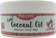 Nacomi Unrefined 100% Natural And Organic Coconut Oil 100ml