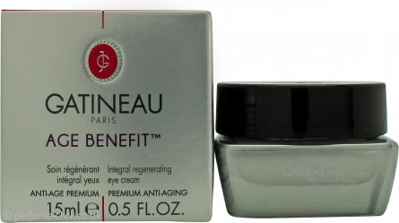 Gatineau Age Benefit Integral Regenerating Eye Cream 15ml  - For Dry Skin