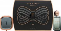 Ted Baker Sweet Treats Ella Gift Set 30ml EDT + Compact Mirror Black