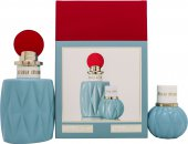 Miu Miu Gift Set 100ml EDP + 20ml EDP