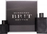 Burberry Brit Rhythm Gavesett 90ml EDT + 30ml EDT