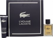 Lacoste L`Homme Gift Set 50ml EDT +  50ml Shower Gel