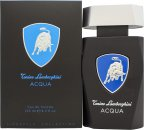 Lamborghini Acqua Eau de Toilette 125ml Spray