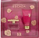 Escada Especially Set Regalo 30ml EDP + 50ml Lozione Corpo